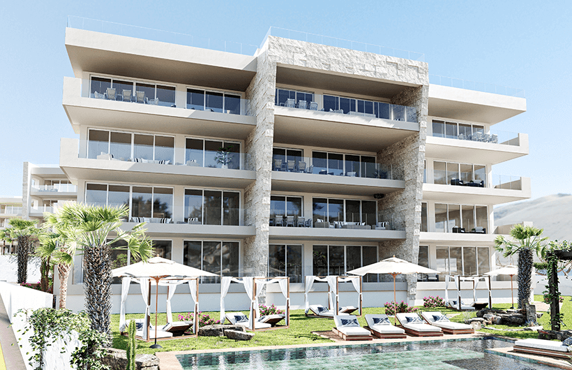 Residential Velamar Cabo San Lucas Homes For Sale Penthouse A and C 5